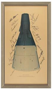 Gemini Astronauts