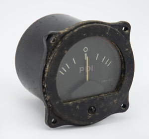 B-24 Liberator Instrument Panel PDI Indicator