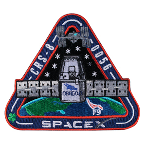 SpaceX: CRS-8
