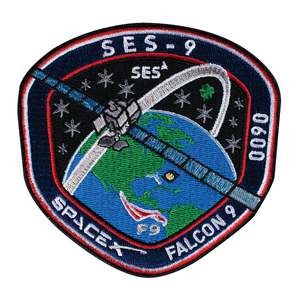 SpaceX: SES-9