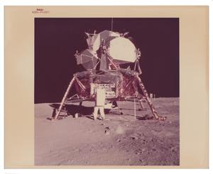 Richard Underwood: Apollo 11