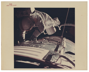Richard Underwood: Apollo 17