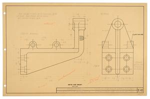 Deke Slayton Hand-Drawn Technical Diagram