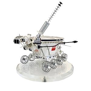 Soviet Russian Lunokhod-2 Moon Rover Model
