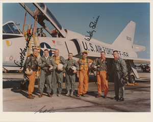 Mercury Astronauts