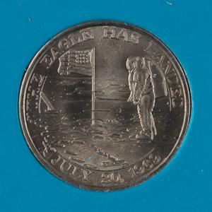 Apollo 11 Medallion