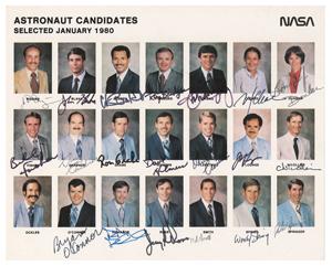 NASA Astronaut Group 9
