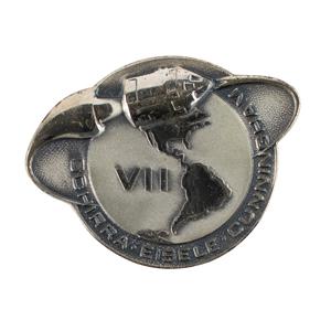 Apollo 7 Unflown Robbins Medallion