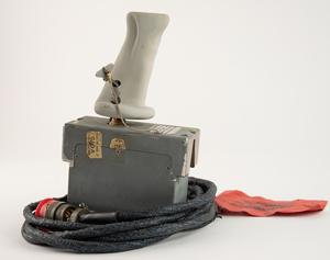 Apollo Command Module Block I Rotational Hand Controller