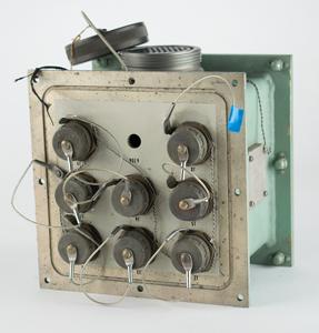 Apollo-Era Kennedy Space Center Electrical Junction Box