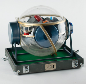 MIT C-3 IMU Gimbal Assembly Proposal Model