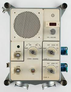 Skylab Intercom Speaker and Control Box