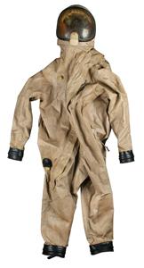 NASA Apollo Era 1966 SCAPE Suit