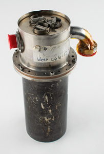 Skylab Material Science Furnace Canister