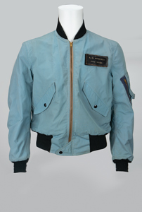 Edgar Mitchell's Apollo Era Flight Jacket