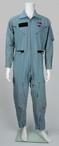 Edgar Mitchell's Apollo Era Flight Suit