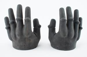 Al Worden's Rubber Hand Castings