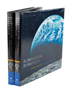 Al Worden's Multi-Signed Astronauts and Alan Bean Books