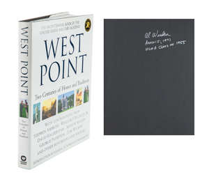 Al Worden's Signed West Point Book