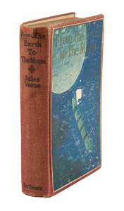 Al Worden's Jules Verne Book