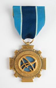 Al Worden's NASA Distinguished Service Medal