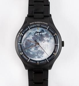 Al Worden's Limited Edition Meteorite Watch