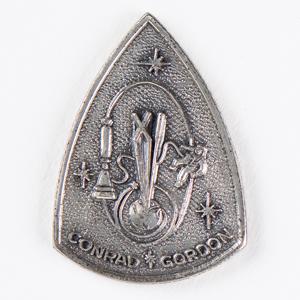 Al Worden's Gemini 11 Flown Fliteline Medallion