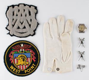 Al Worden's Westpoint Archive of (16) Items