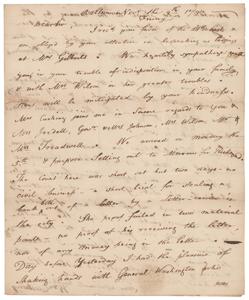 George Washington: William Cushing