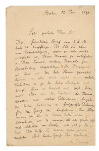 Max Planck (June 12, 1896)