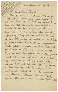 Max Planck (October 19, 1919)