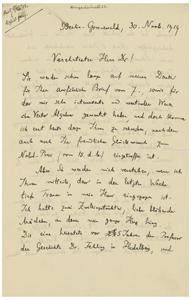 Max Planck (November 30, 1919)