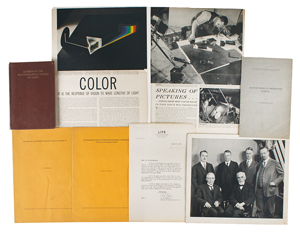 Ludwik Silberstein's Photographic Papers