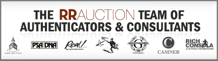 RR Auction Authenticators